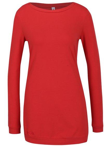 Červené dlouhé tričko Blutsgeschwister