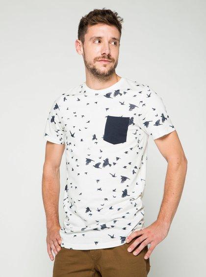 Tricou din bumbac cu print Jack & Jones Marvin