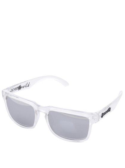 Transparentní sluneční brýle Meatfly