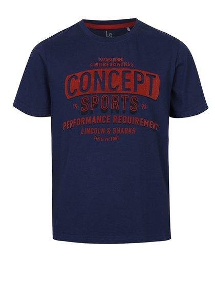 Tricou bleumarin pentru băieți - 5.10.15.