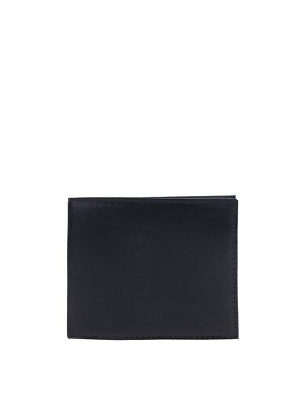 Černá koženková peněženka Burton Menswear London