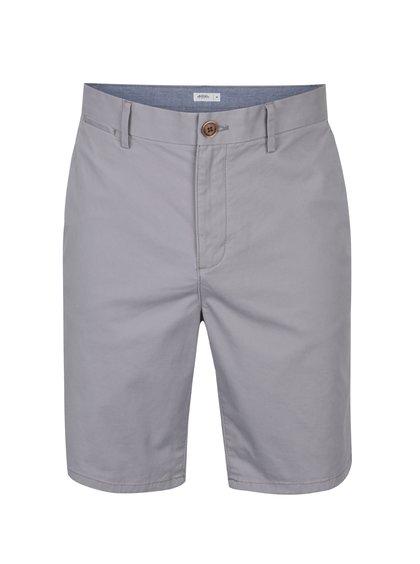 Pantaloni scurți chino gri deschis - Burton Menswear London