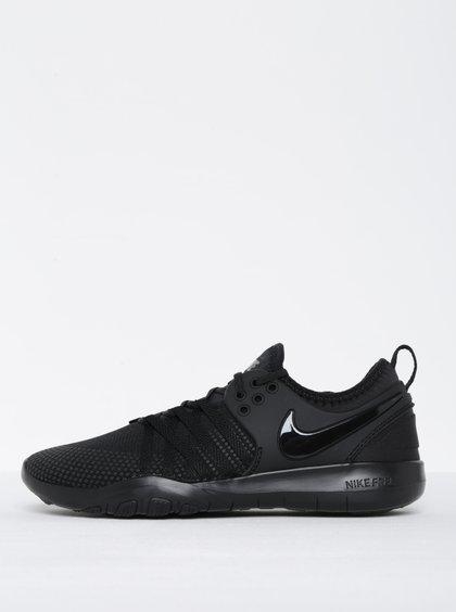 Černé dámské tenisky Nike Free TR 7
