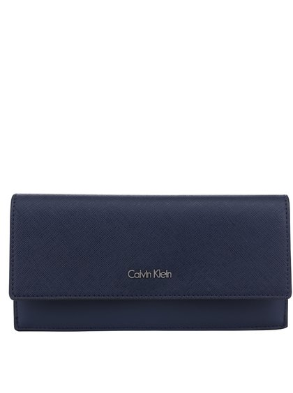 Tmavě modrá dámská peněženka Calvin Klein Jeans Marissa