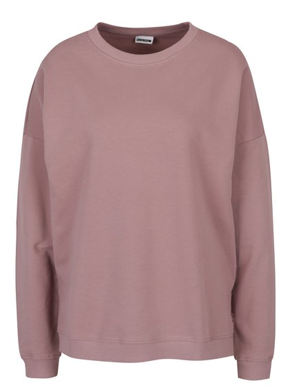 Bluză sport roz Noisy May Lucky