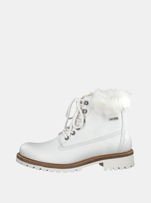 4056b12a28b9 Tmavosivé dámske kožené vodovzdorné zimné topánky s umelým kožúškom SOREL