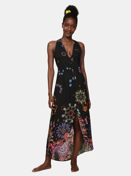 fc109948134f Čierne šaty VERO MODA Enjoy