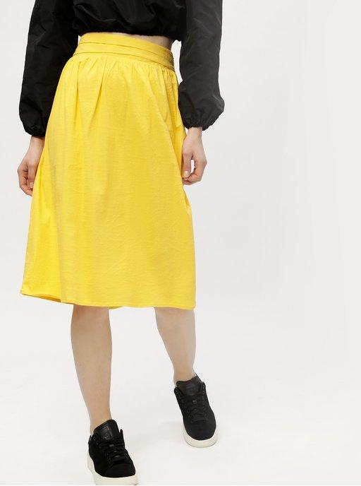 39e7458f9956 Sukne žltá