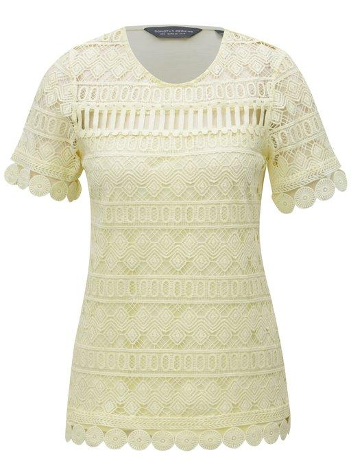 Dámske tričká s krátkym rukávom Dorothy Perkins Tall  c9c049a9eb3