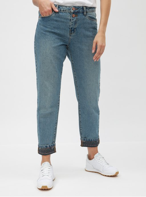 e1d65d31fc2 Dámské džíny modrá