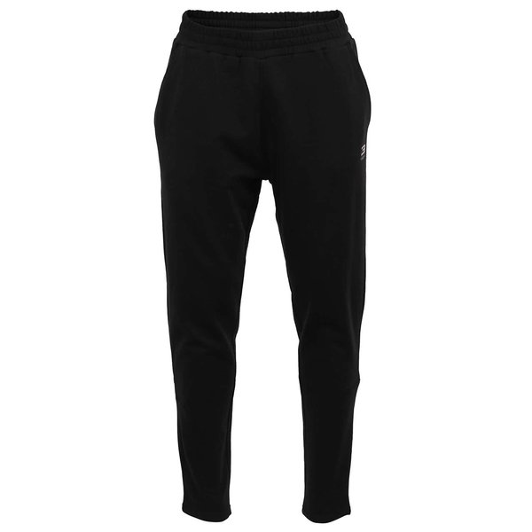 Pantaloni sport negri Jack & Jones Tech Slider