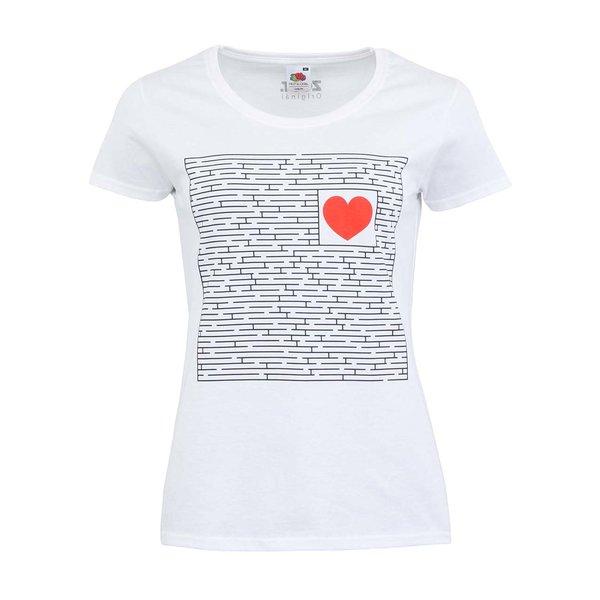 Tricou ZOOT Original Find the Way alb de damă de la ZOOT Original in categoria Topuri, tricouri, body-uri