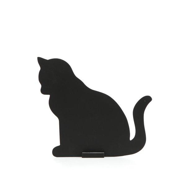 Tablă pentru scris Sass & Belle sub formă de pisică de la Sass & Belle in categoria Pentru dormitor și camera de zi