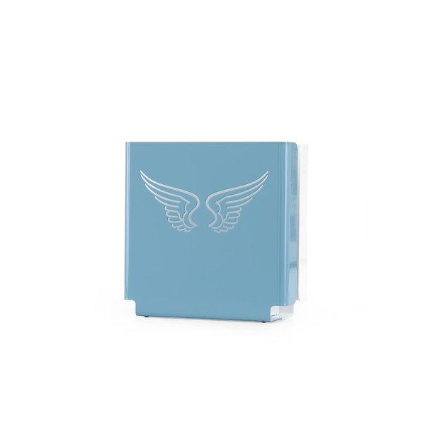 Veioză Angel cu design albastru de la molight