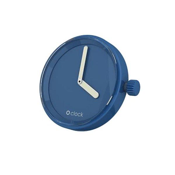 Cadran separat albastru de la O Clock