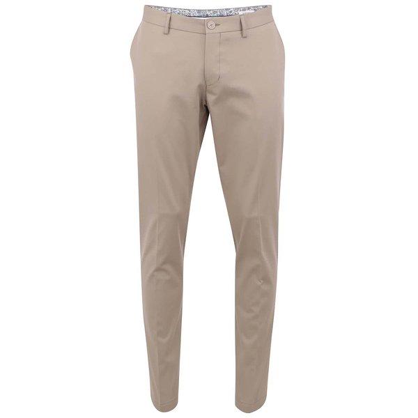 Pantaloni chino bej Bertoni pentru bărbați de la Bertoni in categoria Blugi, pantaloni, pantaloni scurți