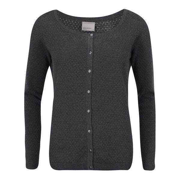 Cardigan gri inchis - VERO MODA Care