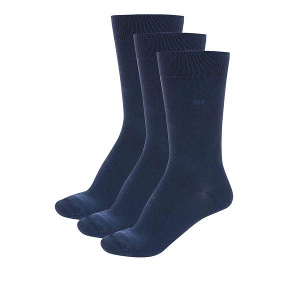 Set de trei perechi de șosete navy CR7