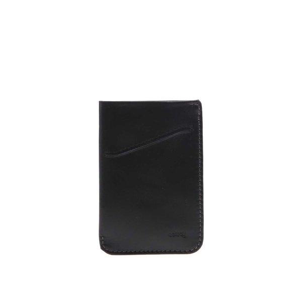 Suport pentru carduri, din piele, Bellroy Card Sleeve – negru de la Bellroy in categoria Rucsacuri, genți, portofele
