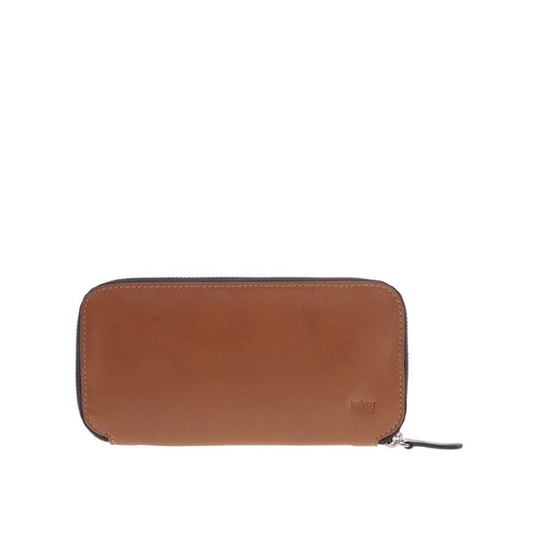 Portofel din piele unisex Bellroy Carry Out maro de la Bellroy in categoria Rucsacuri, genți, portofele
