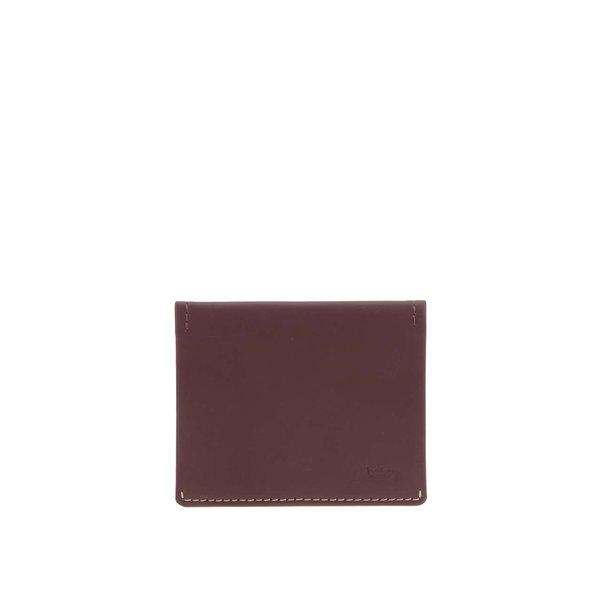 Portofel din piele Bellroy Slim Sleeve - maro