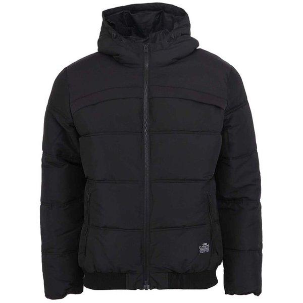 Jachetă de iarnă matlasată neagră Jack & Jones Sammo de la Jack & Jones in categoria Geci, paltoane, jachete