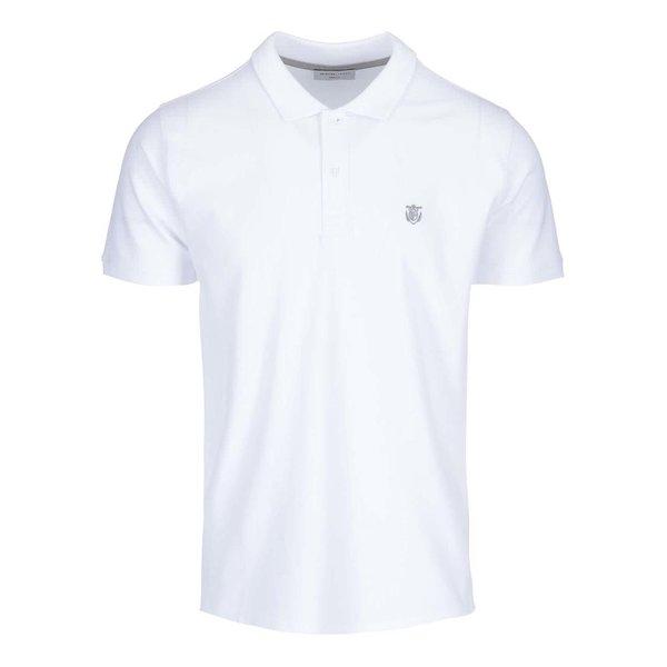 Tricou polo Selected Homme Haro – alb de la Selected Homme in categoria tricouri polo