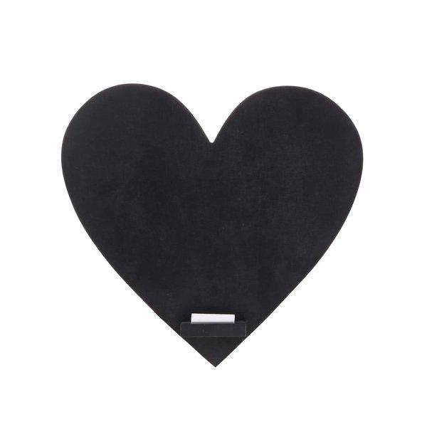 Tablă neagră pentru scris în formă de inimă de la Sass & Belle de la Sass & Belle in categoria Pentru dormitor și camera de zi