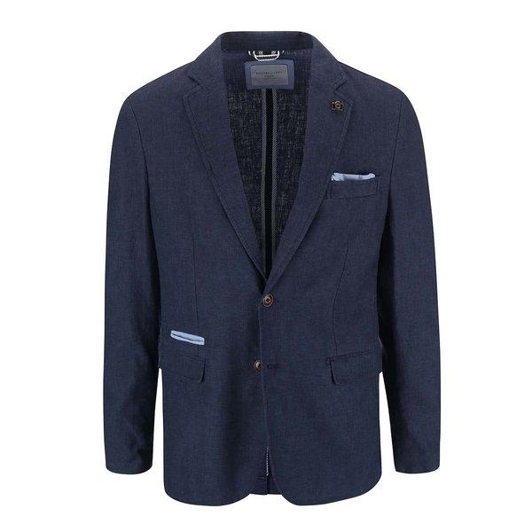 Sacou Selected Homme One Camp albastru închis de la Selected Homme in categoria Geci, paltoane, jachete