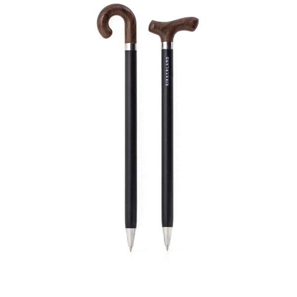 Set de pixuri Kikkerland în formă de bastoane