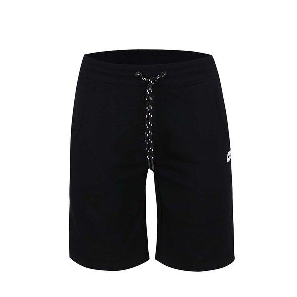 Pantaloni scurți negri sport Jack&Jones
