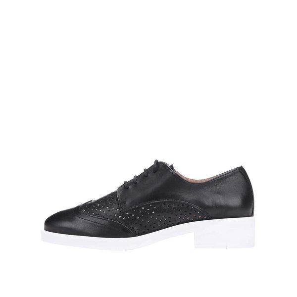 Pantofi oxford OJJU negri de la OJJU in categoria pantofi și mocasini