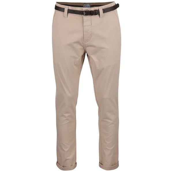 Pantaloni Dstrezzed bej de la Dstrezzed in categoria Blugi, pantaloni, pantaloni scurți