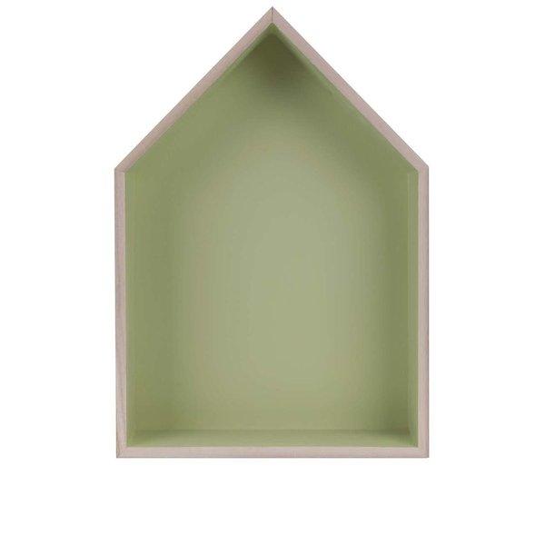 Căsuță din lemn Dakls verde de la Dakls in categoria CASĂ ȘI DESIGN