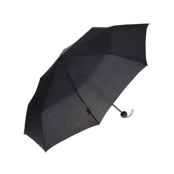 Umbrelă unisex neagra telescopica s.Oliver