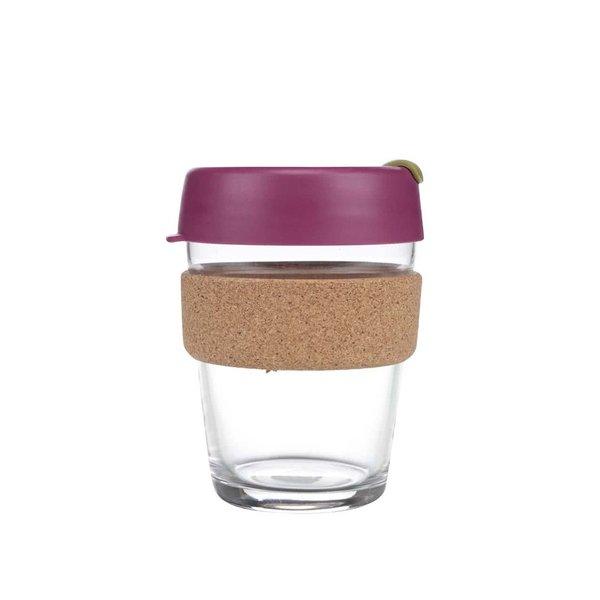 Cană medie de călătorie KeepCup Brew Cinnamon Cork
