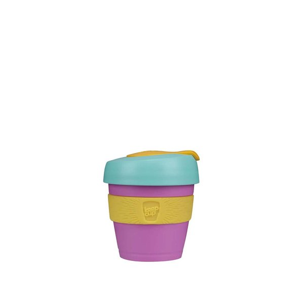Mini-cană de călătorie KeepCup Grapefruit Extra Small