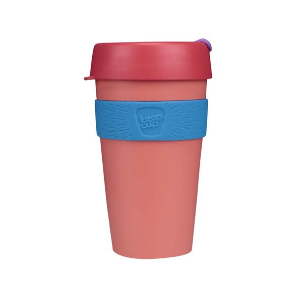 Cana mare de calatorie KeepCup Tea Rose Large