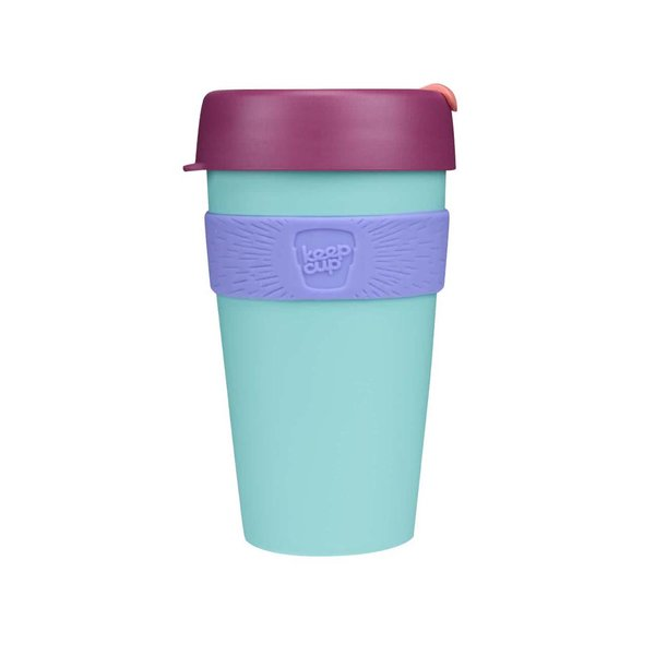 Cana mare de calatorie KeepCup Blossom Large