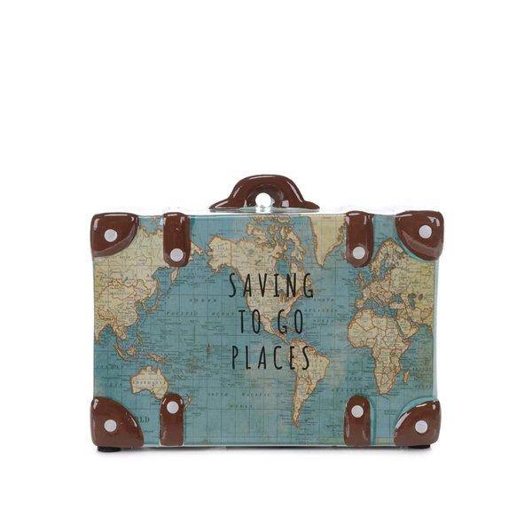 Pușculiță pentru călătorii Sass & Belle Saving To Go Places