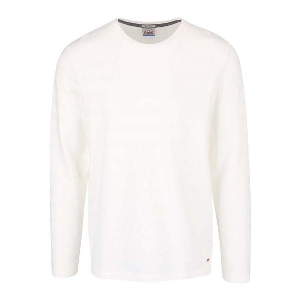 Bluză Jack & Jones Struck crem de la Jack & Jones in categoria Tricouri și bluze