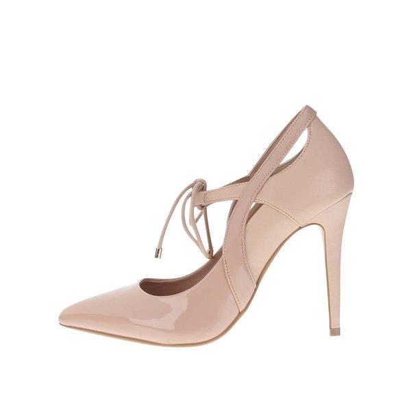 Pantofi Dorothy Perkins crem de la Dorothy Perkins in categoria pantofi cu toc