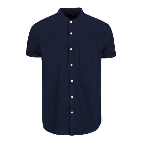 Camasa bleumairin cu maneci scurte - Burton Menswear London