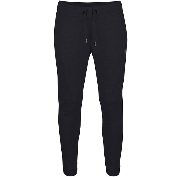 Pantaloni sport negri din bumbac - Jack & Jones Identity
