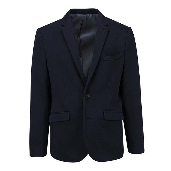 Sacou albastru ultramarin cu umeri întăriți Selected Homme One Owen de la Selected Homme in categoria Geci, paltoane, jachete