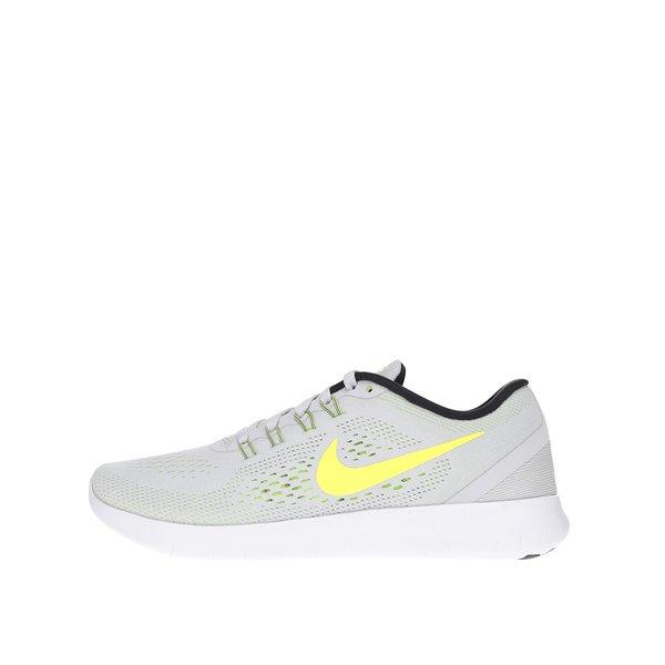 Pantofi sport gri deschis Nike Free RN de la Nike in categoria pantofi sport și teniși