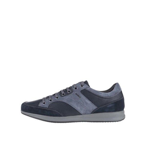 Pantofi sport albaștri Geox Avery pentru bărbați de la Geox in categoria pantofi sport și teniși