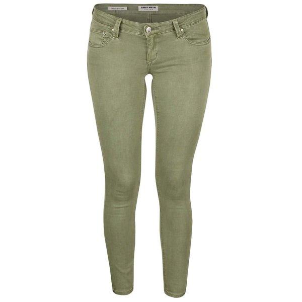 Blugi skinny verzi TALLY WEiJL de la TALLY WEiJL in categoria Blugi, pantaloni, colanți