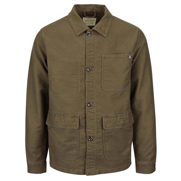 Jachetă Jack & Jones Carl verde de la Jack & Jones in categoria Geci, paltoane, jachete