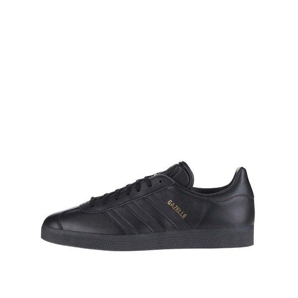 Pantofi sport negri unisex Adidas Originals Gazelle de la adidas Originals in categoria pantofi sport și teniși